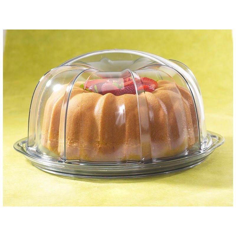 Deluxe Bundt Cake Keeper de Nordic Ware
