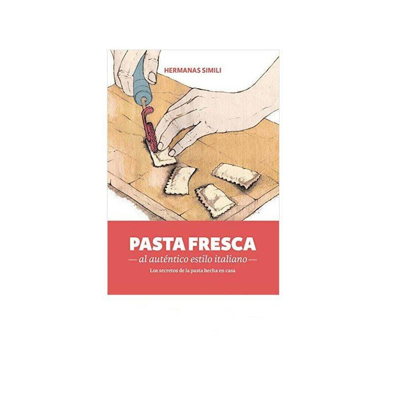 Libro Pasta fresca de las Hermanas Simili Libros con Miga