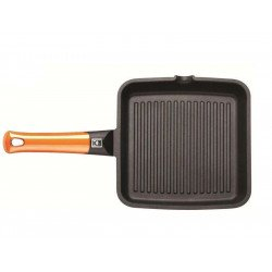 Sartén Grill Bra Efficient Orange