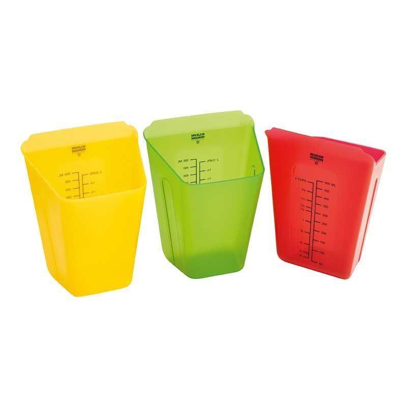 Pack de 3 medidores Kuhn Rikon
