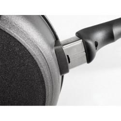 Woll Titanium Inductie steelpan