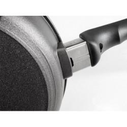 Woll Ovale Inductie Titanium Koekenpan 38x28 cm