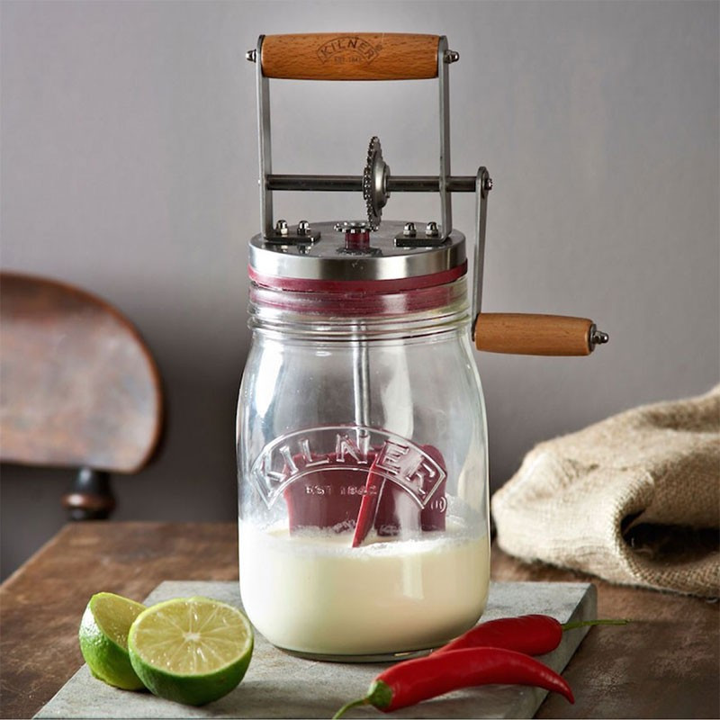 Máquina de mantequilla Kilner