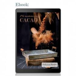 Ebook Recetario con cacao Delicious Martha