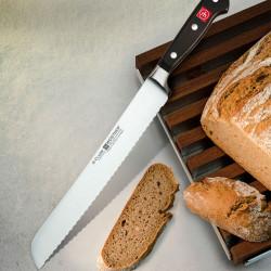 Cuchillo de cocina Wüsthof de Pan de 20, 23 y 26 cm