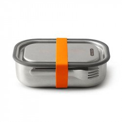 Lunch box de acero inoxidable Black + Blum