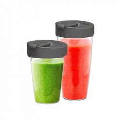 Set de dos vasos 400 y 700ml para Blender Magimix