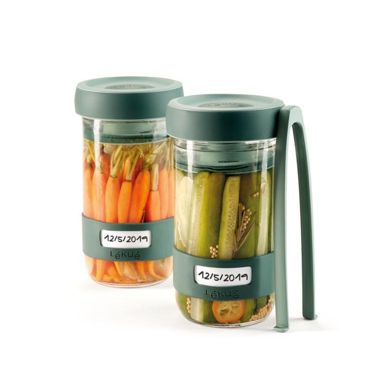 Kit Pickles para fermentados Lékué