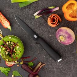Cuchillo multiusos de 10 cm. pertenece al set de 3 cuchillos JUNO