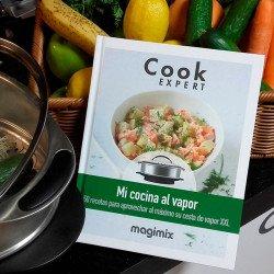 Libro Mi cocina al vapor para Cook Expert