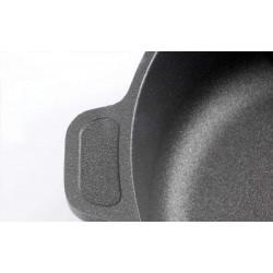 Sartén Titanio Honda Woll  de 20, 24, 26 y 28 cm de diámetro, 7 cm de altura