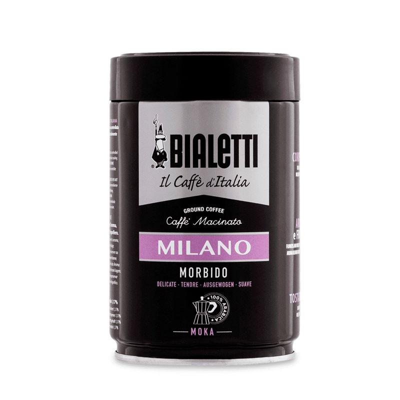 Lata de café Bialetti sabores da Itália