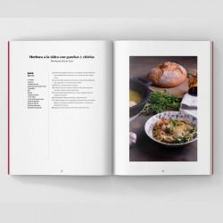 Detalle receta del libro 20 años saboreando juntos