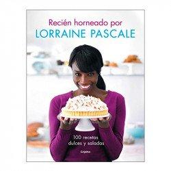 Portada del libro recién horneado de Lorraine Pascale