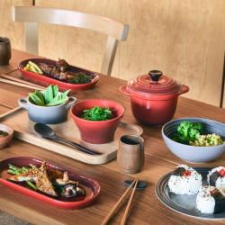 Foto del Bol Kobe Le Creuset en la mesa