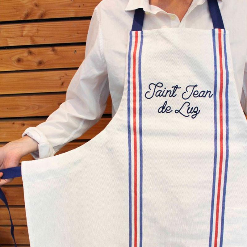 Avental de cozinha coleção Saint Jean De Luz de Jean Vier