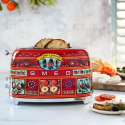 Tostadora 2 rebanadas SMEG Dolce & Gabbana