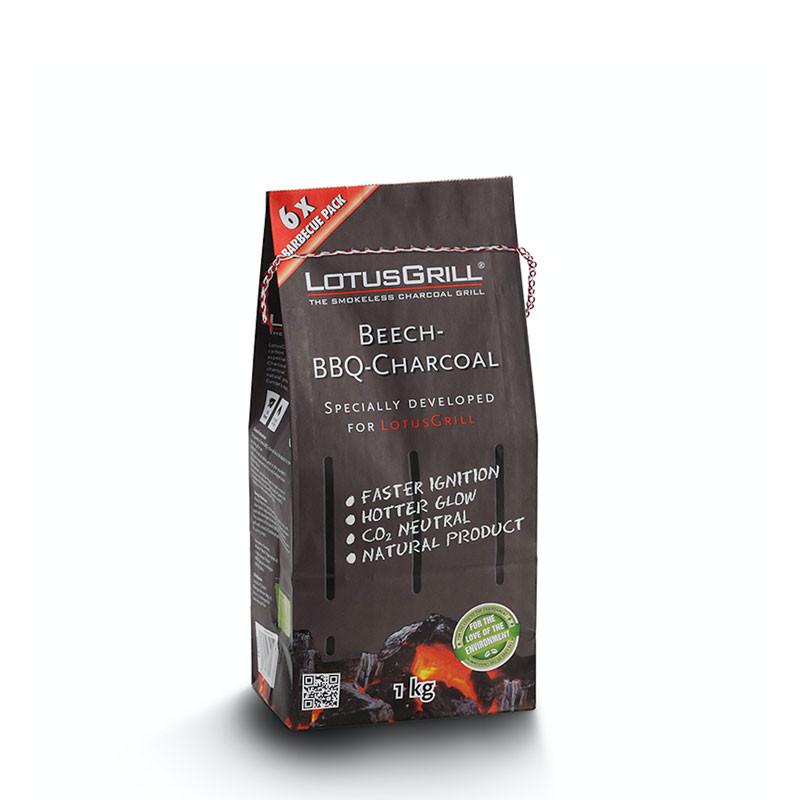 Bolsa de carbón Lotusgrill 1 kg