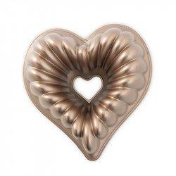 Forma Elegant Heart Nordic Ware