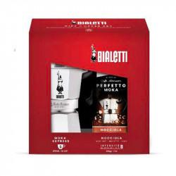 Bialetti Moka Express geschenkset van 3 en 6 bekers