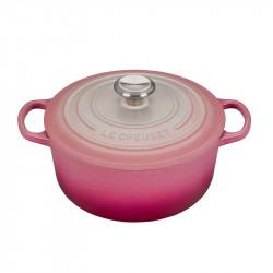 Cocotte de hierro Ombré Le Creuset color rosa ¡Oferta!