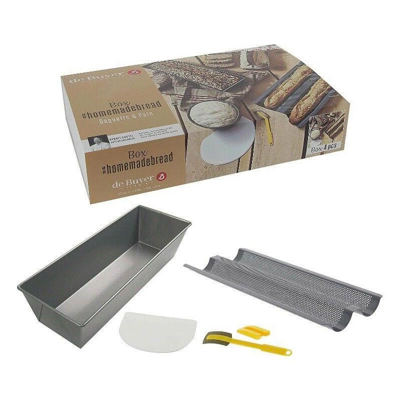 Kit para fazer pão caseiro Homebread Box de Buyer