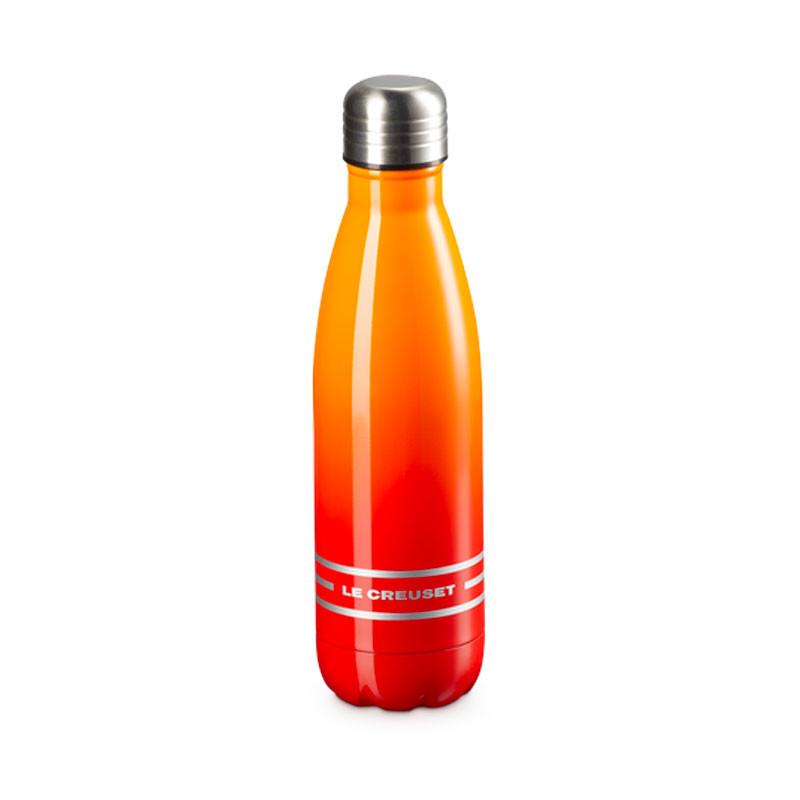 Botella acero inoxidable Le Creuset volcánico